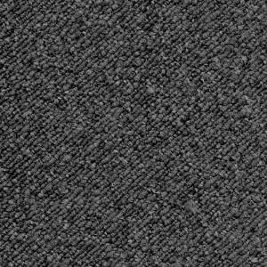 Zetex Elite Gunmetal Grey Heavy Contract Carpet Tile