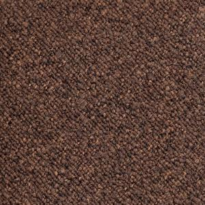 Zetex ELite Walnut Brown Carpet Tiles - Heavy Contract
