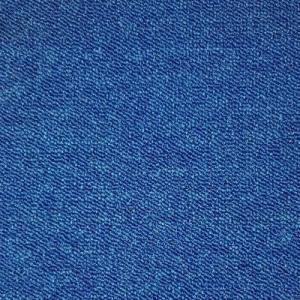 Zetex Enterprise Electric Blue Carpet Tile